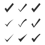 Checkmarks icons