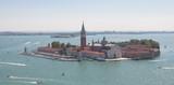 Venezia- San Giorgio vista dal Campanile di San Marco