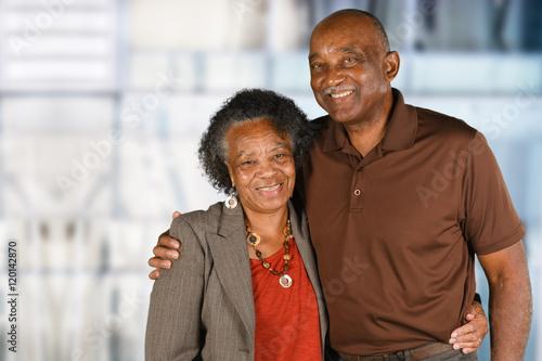 Senior Married Couple