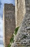 Sardegna. Mura del Cstello di San Michele a Cagliari