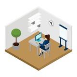 Recruiting People Illustration