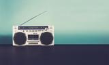 Retro music header - 120257459