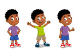 African american boy