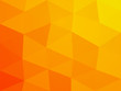 abstract geometric orange texture