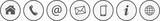 Kontakt Icons - 120269806