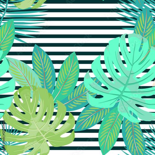 egzotyczny-tropikalny-wzor-z-lisci-palmowych-wektor