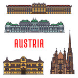 Historic buildings and architecture of Austria.