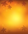 Autumn abstract background 1
