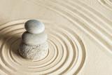 Zen stone garden - 120477434