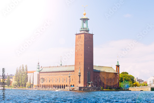 Poster Stockholm City Hall