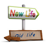 New Life, 3D Image
