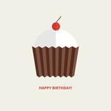 Happy birthday greeting card - 120566464