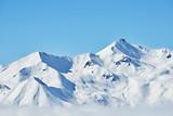 Mountain peaks Georgia, Caucasus