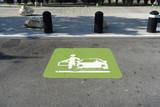 emplacement de stationnement pour voiture