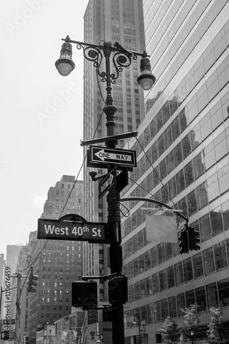 West 40th St