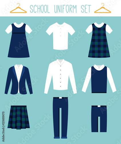 should kids wear uniforms