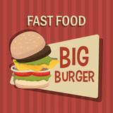 cartoon fast food design design vector illustration eps 10