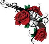 pistola rose