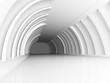 Abstract Architecture Tunnel Corridor Background