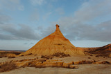 Castildetierra in Bardenas Reales Nature Park, Spain