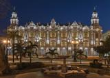 Kuba, Havanna, Oper,