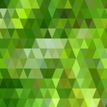 Bakgrund med färgglada hex rutnät