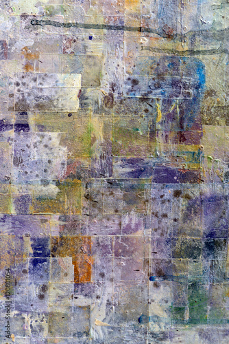 Obraz abstract painting background