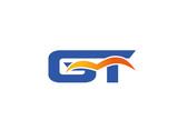 GT letter logo