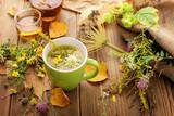 herbal tea - 120819672
