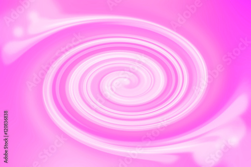 Staande foto Abstract wave swirling abstract colorful of pink pattern background, illustration, copy space for text