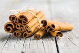 Cinnamon stick spice.