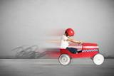 Speedy car toy