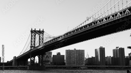 Manhattan Bridge - 121026219