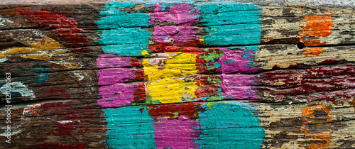 Abstract multicolored background © sritangphoto