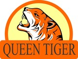 logo queen of tiger