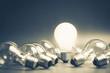 Success Light Bulb