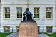 John Harvard Statue - Boston