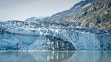John Hopkins Glacier in Alaska's Glacier Bay National Park and Preserve - 121076873