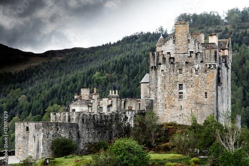 Poster Eilean Donan Castle, Highlands, Scotland