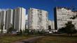 The Pechatniki district of Moscow. Urban view.