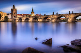 Charles Bridge and Stones