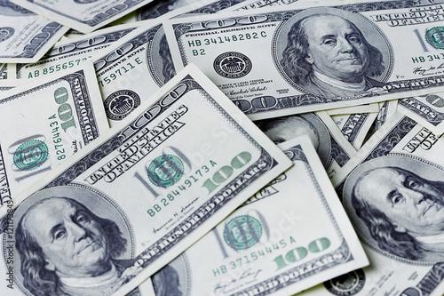 Money Background Poster