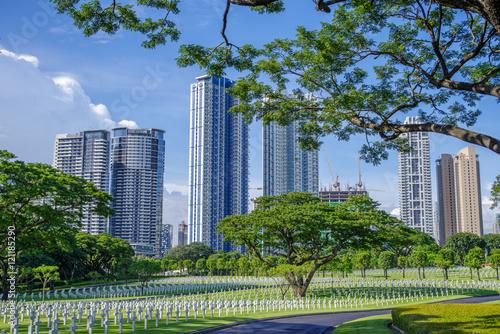 Poster Sep 19, 2016 Manila American Cemetery, Metro Manila, Philippine