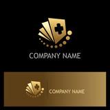 document hospital gold logo