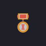 Medal computer symbol