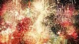 Endless Fireworks Explosions Loop