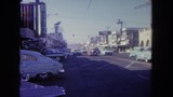1962: vintage cars SAN PEDRO, CALIFORNIA - 121280683