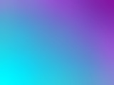 Fototapety Abstract gradient purple blue teal colored blurred background