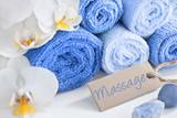Fototapety Wellness - Massage