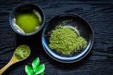 Matcha Tea - 121360898